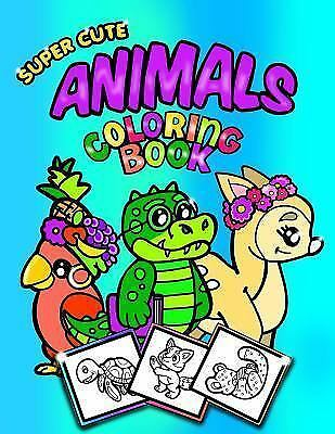 Coloring Animals For Kids