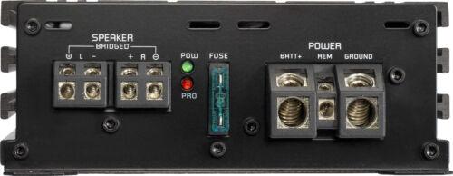 Ground Zero gzha mini two 2 canal 550 RMS amplificador etapa final amplifier