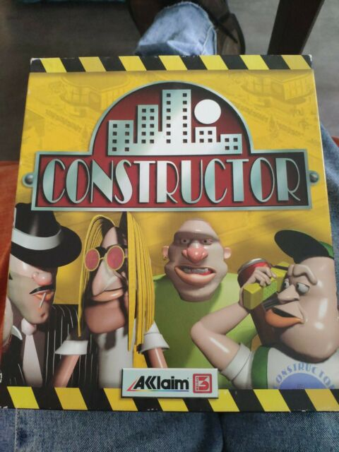 Constructor pour PC Windows, DOS big box