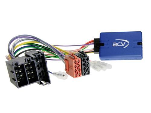 Kenwood Autoradio Lenkrad Interface CAN-BUS Adapter Fiat Stilo Lancia Musa ab 04