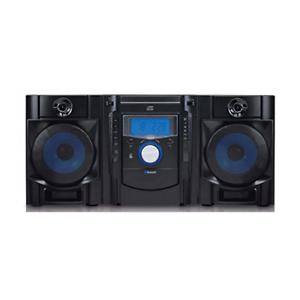 Sylvania Srcd2731bt Cd Mini System With Bluetooth Amp Radio