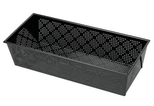 Kaiser Brotbackform perforiert Backform Kastenform 35 cm antihaftbeschichtet