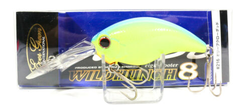 5115 Evergreen Combat Crank Wild Hunch Eight Footer Schwimmend Köder 28