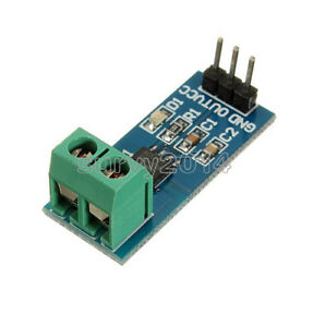 10PCS-20A-ACS712-Module-Measuring-Range-5V-Current-Sensor-Hall-Board-for-Arduino