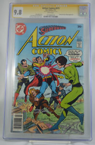 Action-Comics-473-CGC-9-8-White-Pages-Signed-by-Neal-Adams-Sig-Series