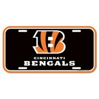 Cincinnati Bengals License Plate
