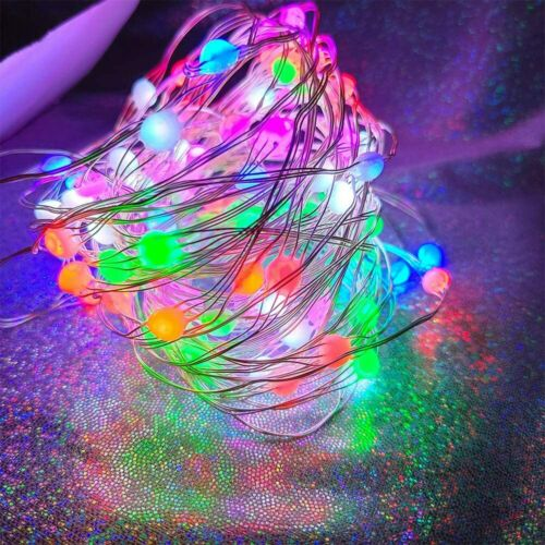 10M 20M WS2812B sk6812 LED Pixel Twinkle Fairy String Lights Christmas Tree USB