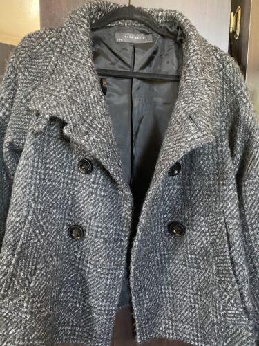 Zara Basic Peacoat