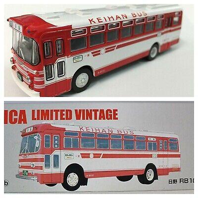 Keihan Bus TOMICA LIMITED VINTAGE LV-23b 1//64 HINO RB10 BUS