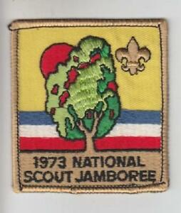 1973 National Scout Jamboree Neckerchief Boy Scout//BSA