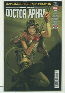 Star-Wars-Doctor-Aphra-33-NM-034-Unspeakable-Rebel-Superweapon-034-Marvel-CBX1C