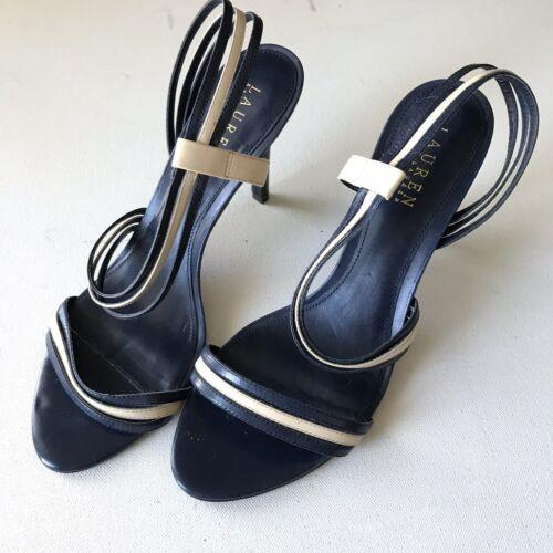 Lauren Ralph Lauren Addie Strappy Sandals Heels - image 1