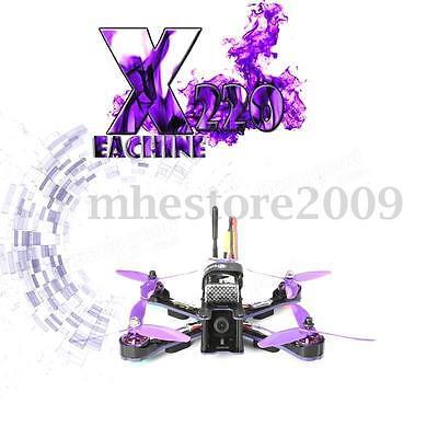 Eachine Wizard X220 ARF FPV Racing Drone Blheli_S 2205 2300KV 5.8G 48CH 200MW
