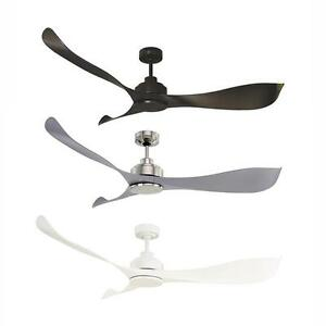 Eagle 3 Blades DC Motor 55 Ceiling Fan W O Light Mercator