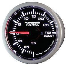 Turbosmart Mechanical Boost Gauge 30 InHg Vac to 30 Psi Boost Meter
