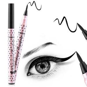 Waterproof-Eyeliner-Liquid-Eye-Liner-Pen-Pencil-Makeup-Cosmetic-Black
