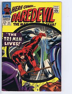 Daredevil #22 Marvel 1966