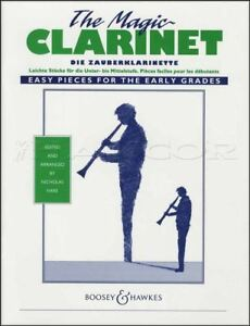 The-Magic-Clarinet-Sheet-Music-Book-Easy-Pieces-For-Early-Grades