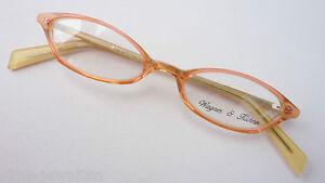 Sonnenbrillen Wagner+kühner Tolle Halbbrille Lesebrille Ohne Glas Cateye Pastellfarben Size S Farben Sind AuffäLlig