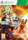 Dragon Ball Xenoverse Xbox 360 PAL UK Unsealed Dragonball