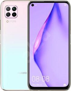 New-Huawei-P40-Lite-Sakura-Pink-128GB-6-4-034-6GB-HMS-Android-10-Sim-Free-UK