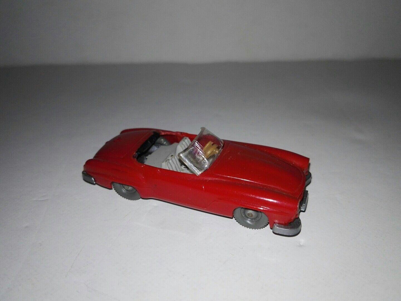 Wiking Mercedes-Benz 190 SL  Cabrio Red,  1 87 rare Ref.386 Ho