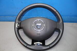 Dacia-Lodgy-Volant-en-Cuir-Cuir-Volant-avec-Airbag-484302027R-Srp-985105160R