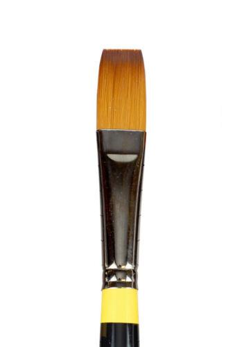 Daler Rowney Sistema 3 Acrílico Pinceles de Artista