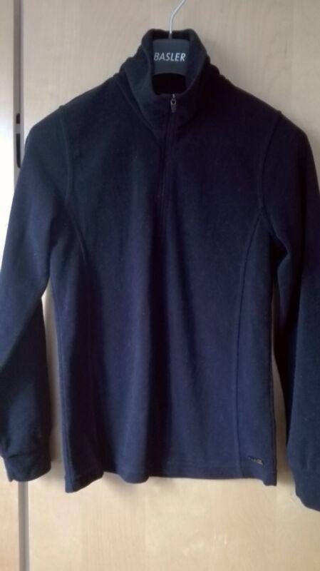 Damen Sportjacke/sweater Fleece Cmp (city Mountain Passion), Gr. Xs, Schwarz Gute Begleiter FüR Kinder Sowie Erwachsene
