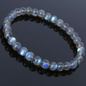 Image Is Loading Men 039 S Women Labradorite Bracelet Rare Strong