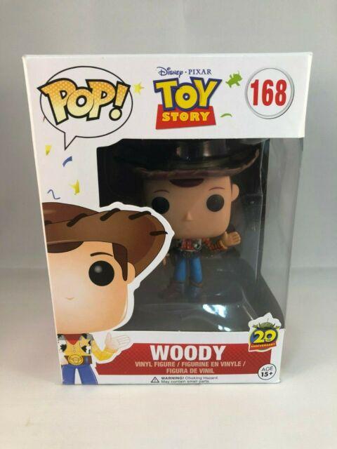 Funko Pop! Disney Toy Story Woody Vinyl Figure - New In Box