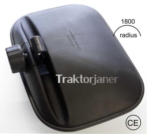 MBTrac Universal Außenspiegel Rückspiegel für Unimog