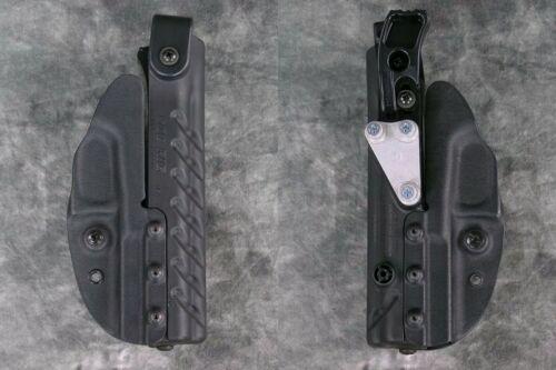 G-Code SOC RTI Level II Retention Holster for Glock 17 19 22 23 31 32 Black