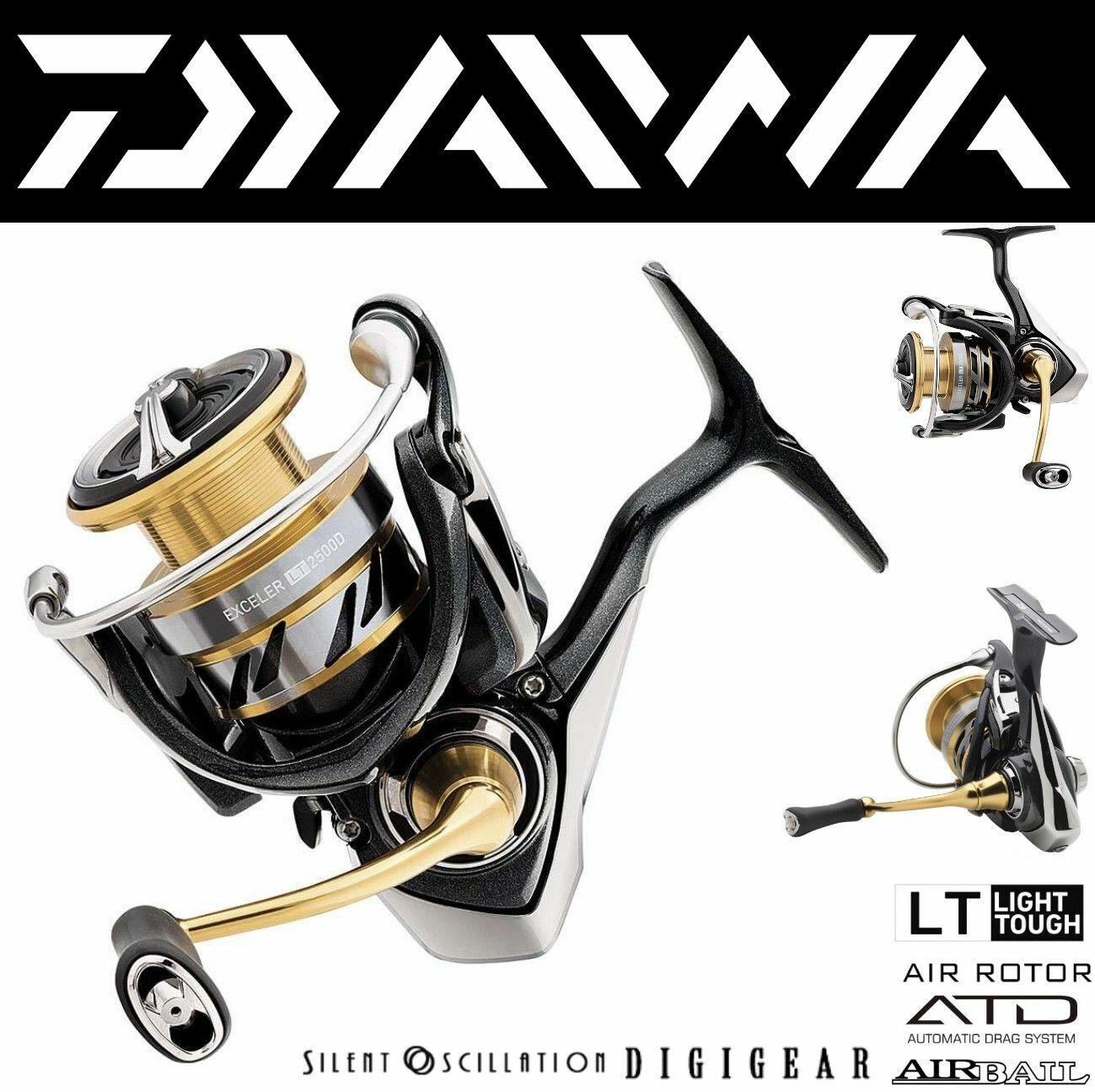 Daiwa Light & Tough Concept Spinning Reel Exceler Lt