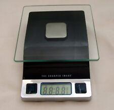 Sharper Image Precision Digital Food Scale Ebay