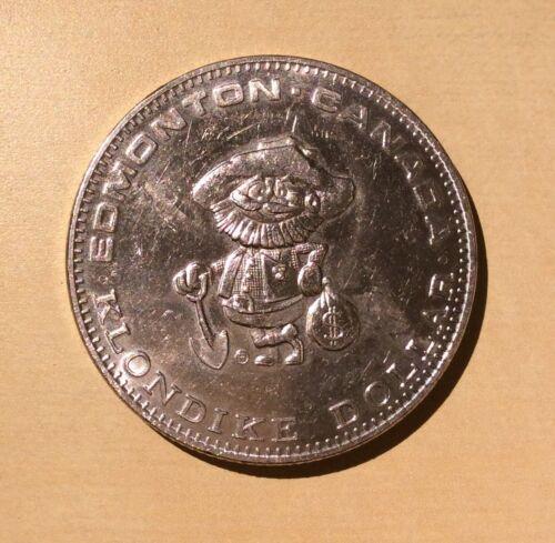 Canada Edmonton Klondike Days 1973 Gold Panning Klondike Dollar
