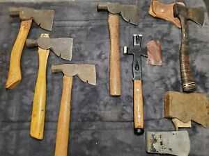 Vintage Axe Roofing Axe Lot 8 Tools Eastwing Plumb