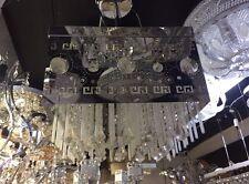 Medusa Kronleuchter Königlicher Lüster Hängeleuchte Lampen Licht mit Glas Kugel