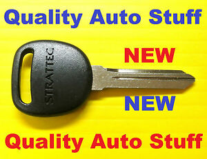 Details about NEW GM Saturn Strattec Logo Non-Transponder Key Blank B96  P1110 692076 NO Chip
