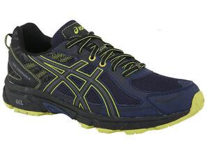 ASICS  GEL-VENTURE 6 Super Wide 4E Indigo Blue Men s Running Shoes ... cbd0e8ac55e8c