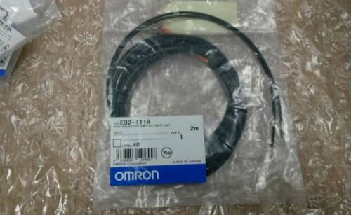E32-T11R E32T11R New Omron Photoelectric Switch Fiber Unit free shipping #LRR