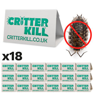 18-X-WOODLICE-KILLER-TRAP-CRAWLING-INSECT-GLUE-TRAPS-PEST-CONTROL-WOODLOUSE