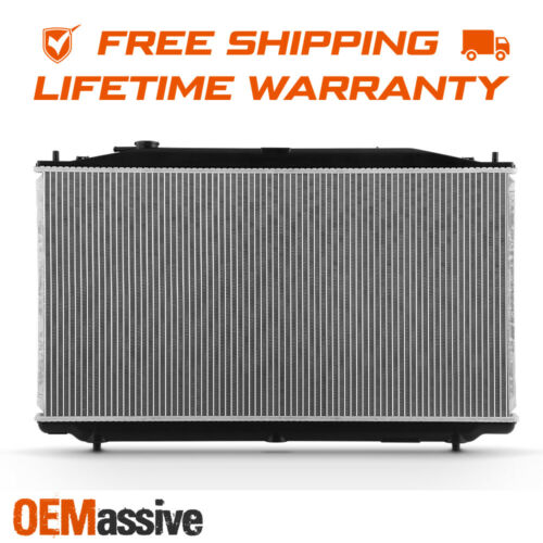 Lifetime Warranty Aluminum Radiator 2990 For 08-12 Accord12-15 Crosstour 2.4L