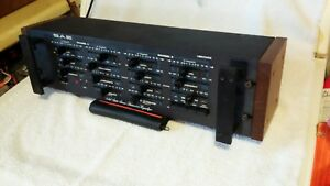 SAE-1800-stereo-equalizer-for-amplifier-preamp-tuner-vintage-system-w-rare-case