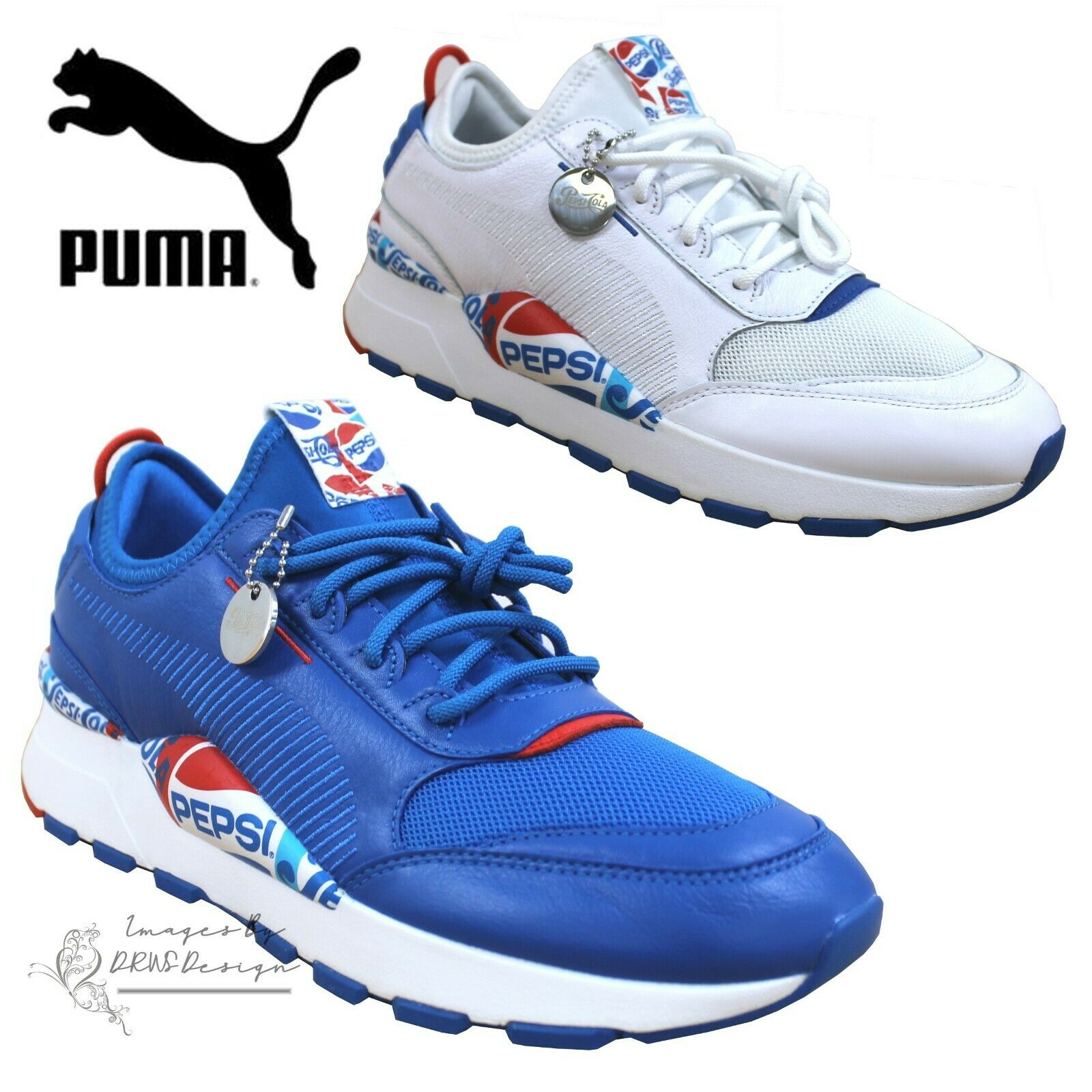 online store 27186 3d089 PUMA x PEPSI MAX RS-0 Men s Trainers Retro Running Sneakers ✅ 24Hr DELIVERY  ✅