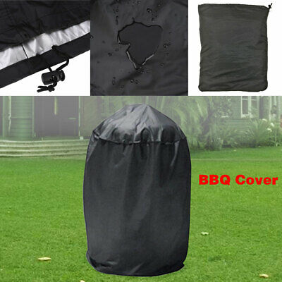 Portable Waterproof Dustdproof Gas BBQ Grill Barbecue Cover Protector M GOOD