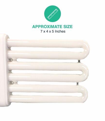 2 Replacements Miracle-Gro AeroGarden A Grow Bulb Part # 100633