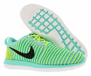 Details about NIKE YOUTH 844620 300 ROSHE TWO FLYKNIT (GS) RUNNING SHOES size 7Y
