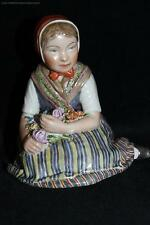 Perfect Royal Copenhagen figurine Slesvig Carl Martin Hansen china figure