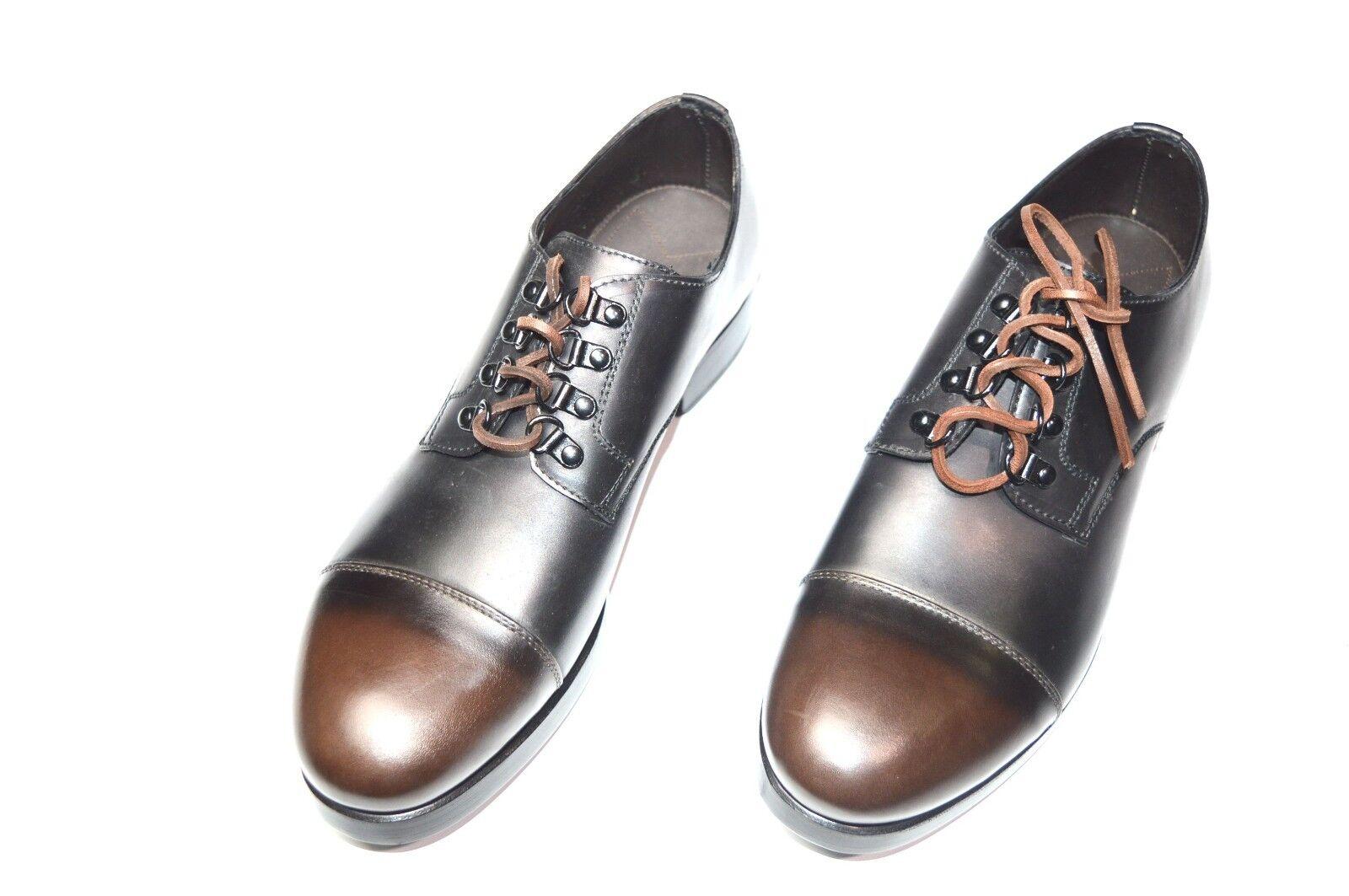 Nouveau MAX VERRE Robe en cuir édition Limitée Chaussures Taille EU 43 UK 9 US 10 Cod M28